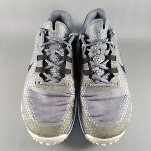 buy online 427bd bbbd1 Nike Shoes - Nike TW 15 Men s Soft Spike Golf Cleats SZ 9 Gray